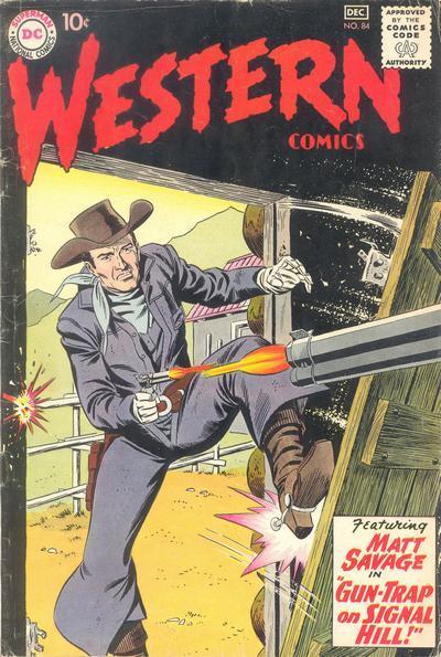 Western Comics Vol 1 84