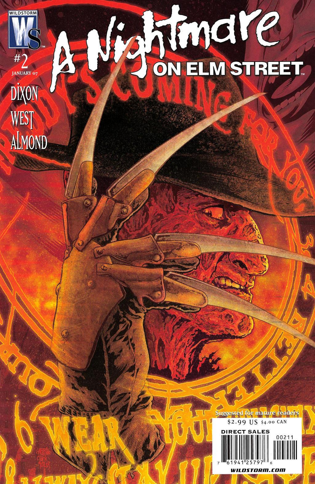A Nightmare on Elm Street Vol 1 2