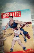 Action Comics Vol 2 43 Textless Bombshell Variant