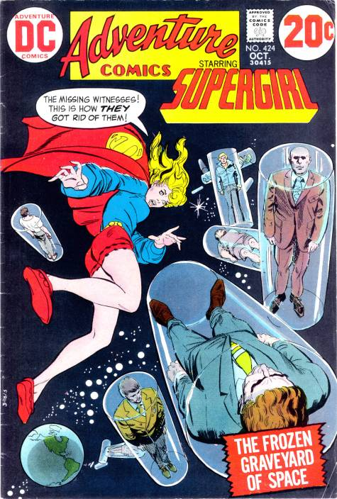 Adventure Comics Vol 1 424