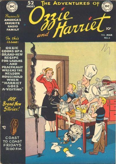 Adventures of Ozzie & Harriet Vol 1 3