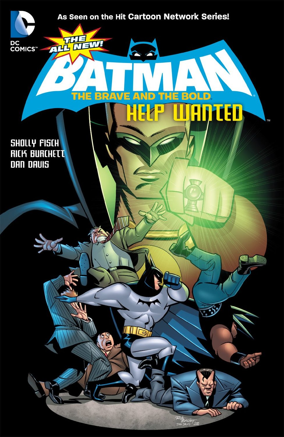 All-New Batman: The Brave and the Bold - Help Wanted (Collected)