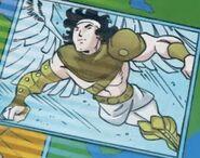 Azrael Teen Titans TV Series 001