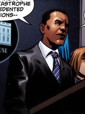 Barack Obama (New Earth)