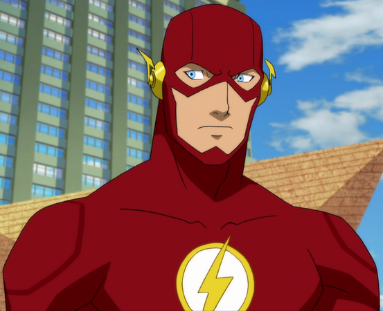 Barry Allen (Earth-16)