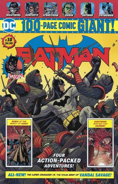 Batman Giant Vol 1 10