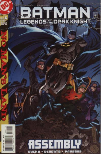 Batman: Legends of the Dark Knight Vol 1 120