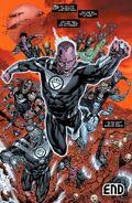 Black Lantern Corps (Futures End) 001