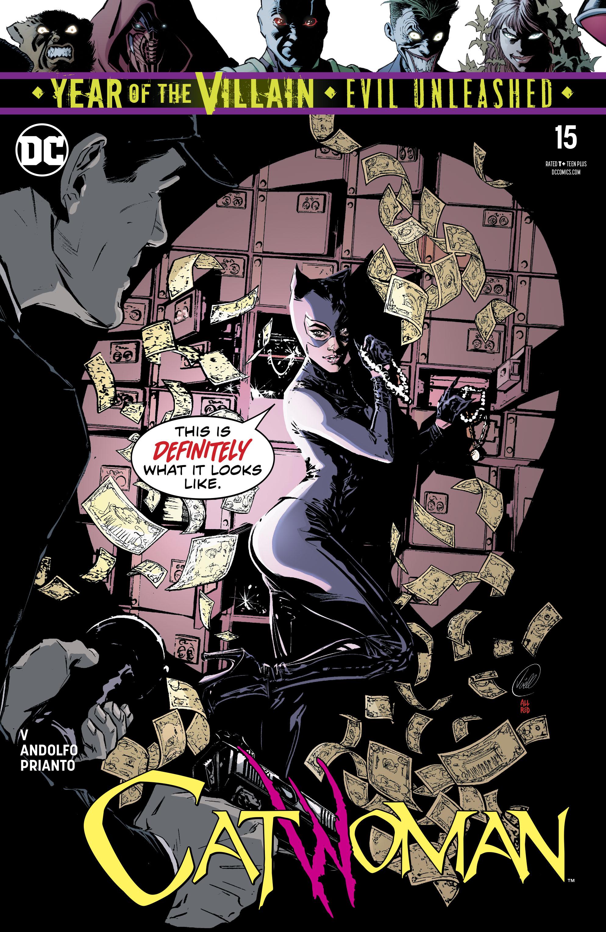 Catwoman Vol 5 15