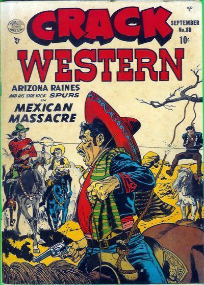 Crack Western Vol 1 80