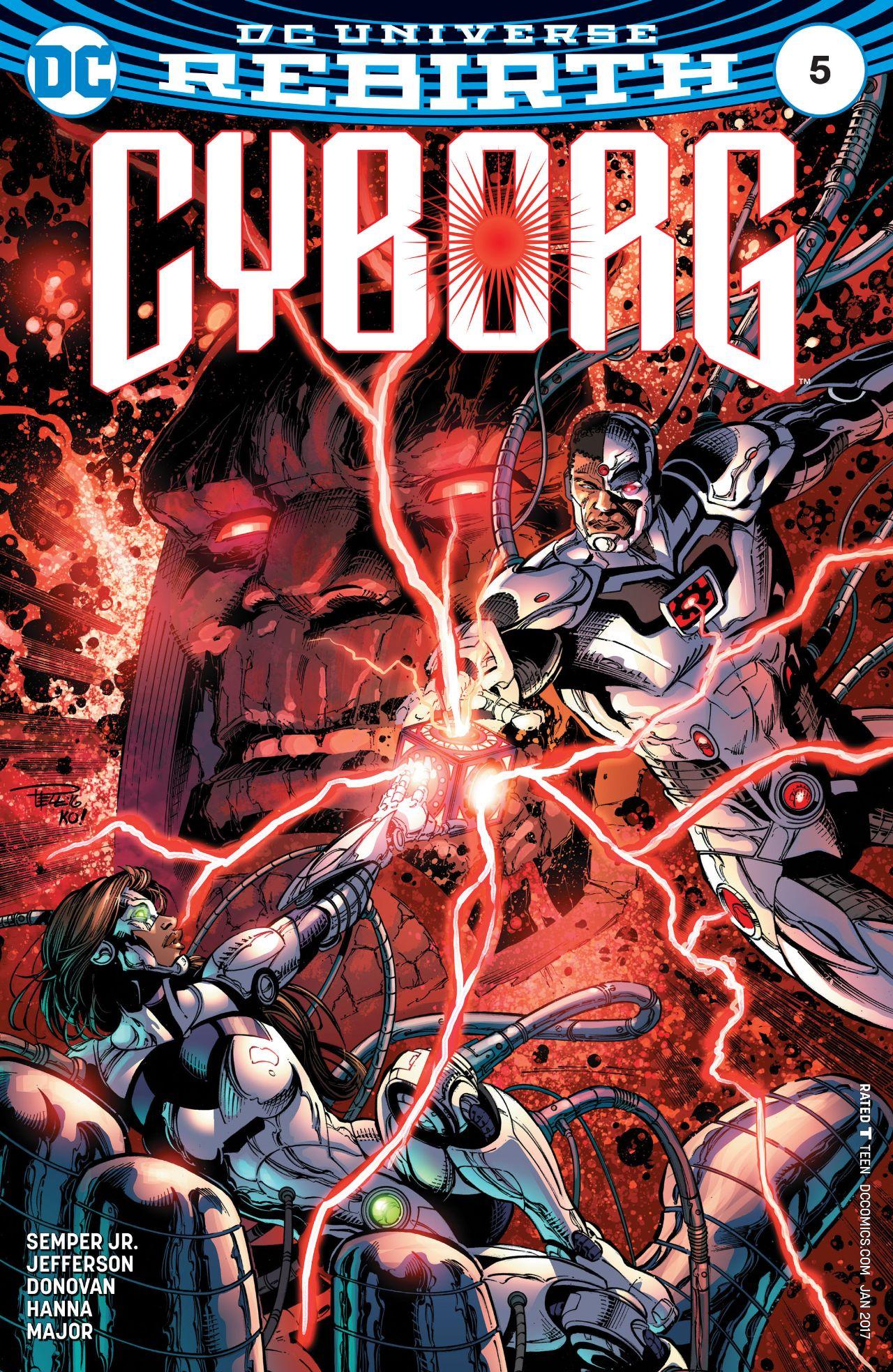 Cyborg Vol 2 5