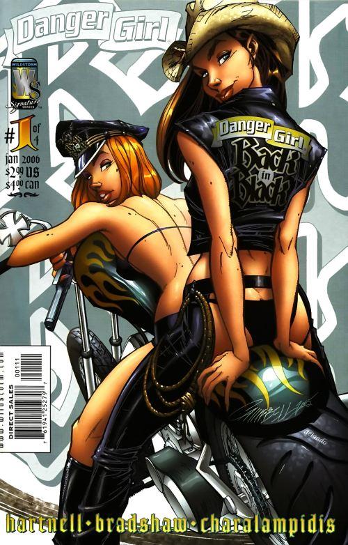 Danger Girl: Back in Black Vol 1 1