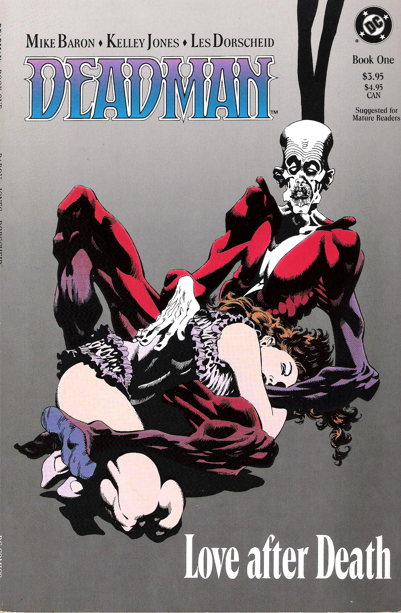 Deadman: Love After Death Vol 1 1