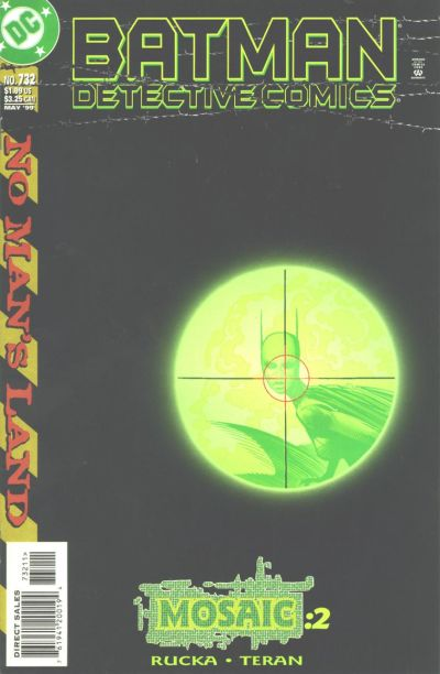 Detective Comics Vol 1 732