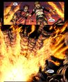Fire Falls New Earth 001