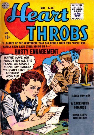 Heart Throbs Vol 1 43