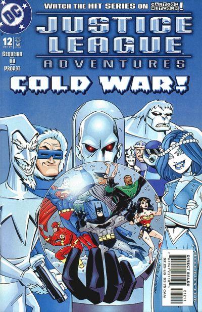 Justice League Adventures Vol 1 12