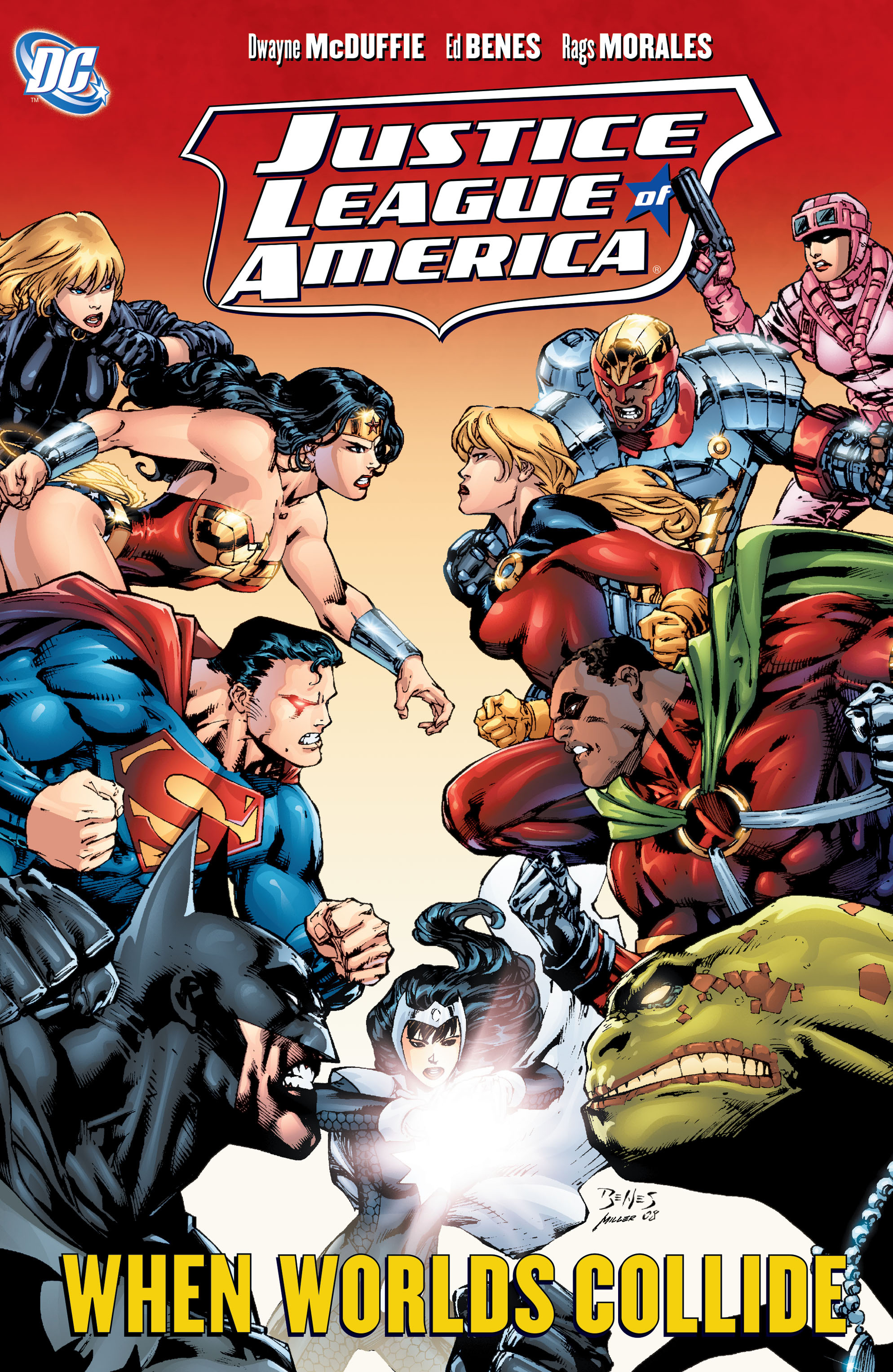 Justice League of America: When Worlds Collide (Collected)