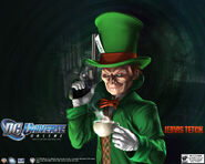 Mad Hatter DC Universe Online 001