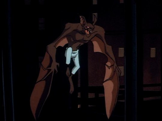 Batman (1992 TV Series) Episode: On Leather Wings