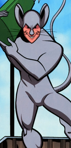 Mouse Man (The Brave and the Bold)