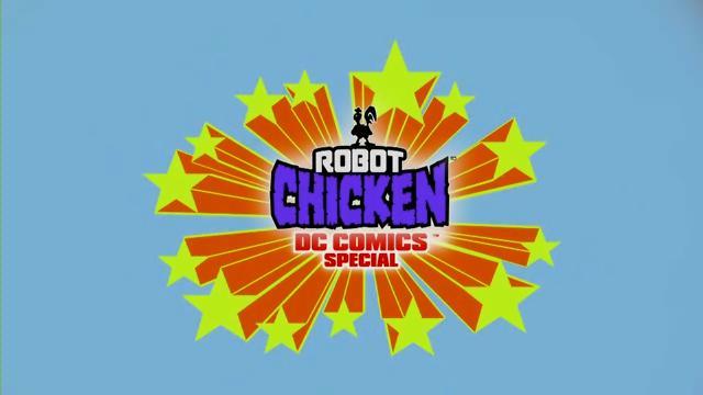 Robot Chicken DC Comics Special