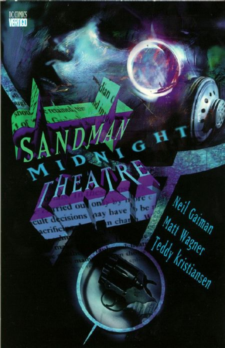 Sandman: Midnight Theatre Vol 1 1