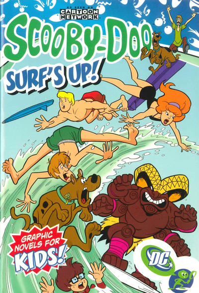 Scooby-Doo: Surf's Up! (Collected)