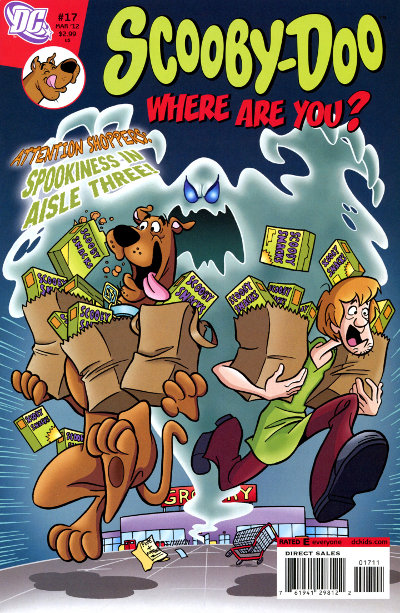 Scooby-Doo, Where Are You? Vol 1 17