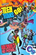Teen Titans Go! - Heroes on Patrol