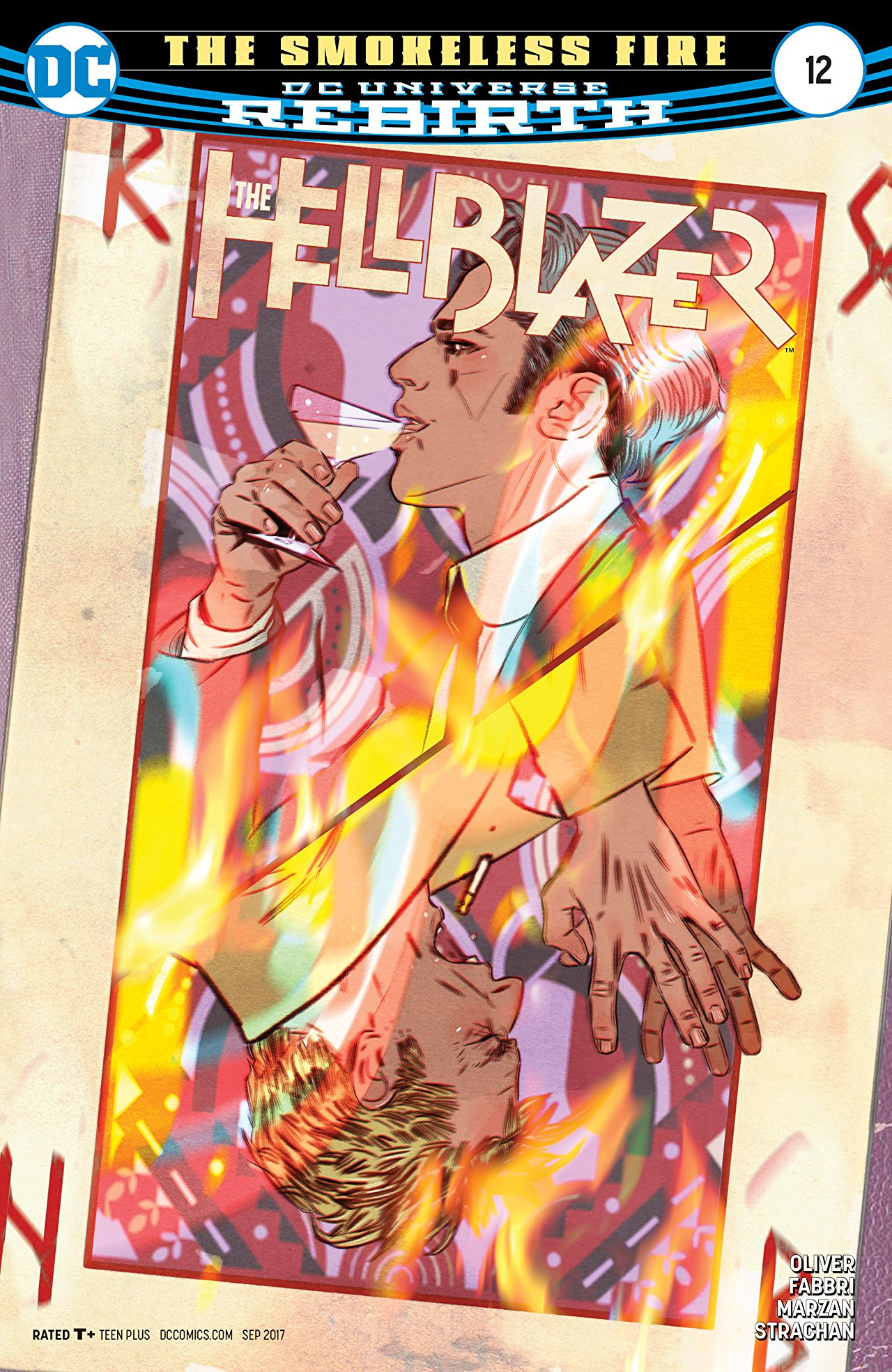 The Hellblazer Vol 1 12