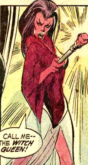 Witch Queen (Earth-One)