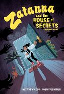 Zatanna and the House of Secrets cover