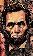 Abraham Lincoln Prime Earth 001