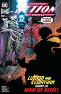Action Comics Vol 1 1019