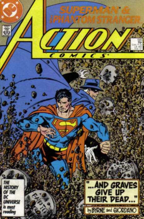 Action Comics Vol 1 585