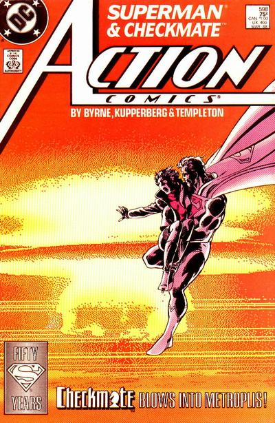 Action Comics Vol 1 598