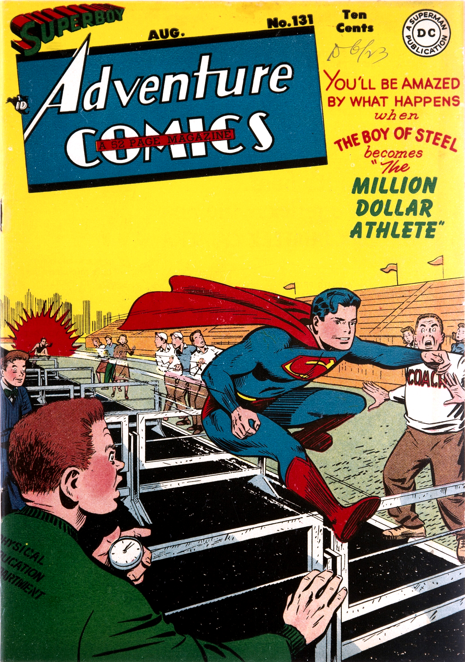 Adventure Comics Vol 1 131