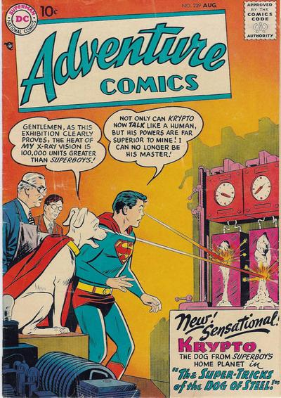 Adventure Comics Vol 1 239