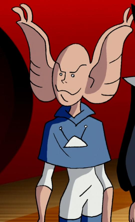 Khfeurb Chee Bez (Legion of Super-Heroes TV Series)