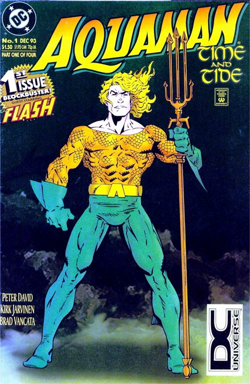 Aquaman: Time and Tide Vol 1 1