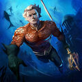 Aquaman Infinite Crisis Game