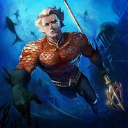 Aquaman Infinite Crisis Game