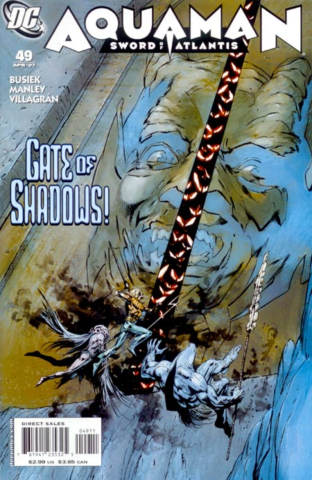 Aquaman: Sword of Atlantis Vol 1 49
