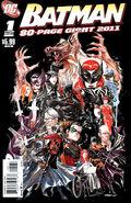 Batman 80-Page Giant 2011