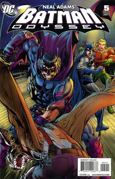 Batman: Odyssey Vol 1 5