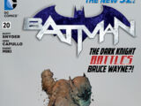 Batman Vol 2 20