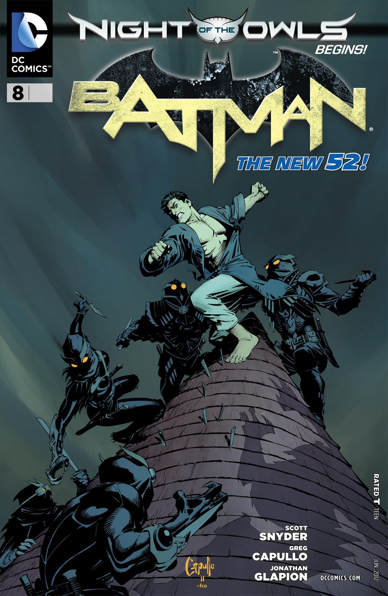 Batman Vol 2 8