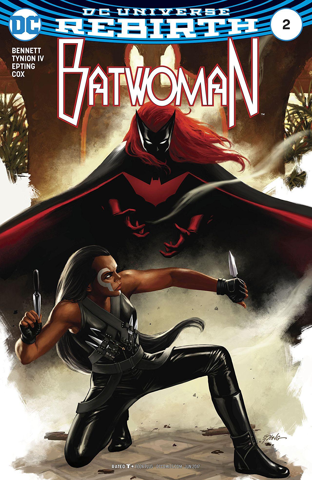 Batwoman Vol 3 2