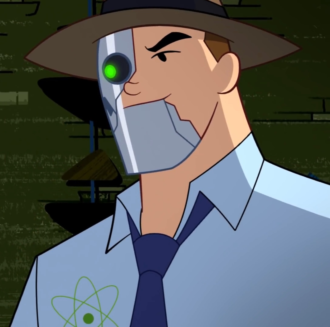 Dad (Justice League Action)